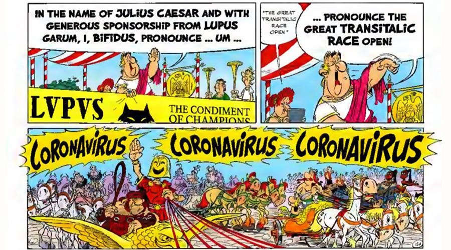Prophezeiung Corona